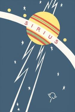 Sirius and Planet