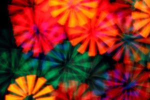 Light Rays Psychedelic Background by sirylok
