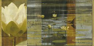 Lotus Panel I by Sisa Jasper
