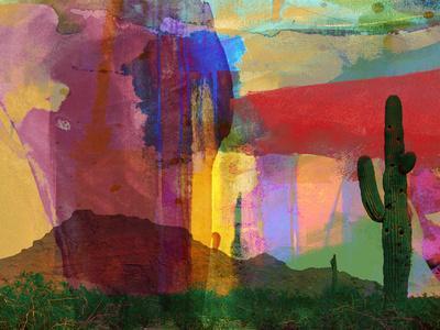 Mesa Abstract