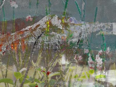 Mountain Wildflowers II by Sisa Jasper