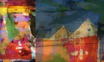 Pharaohs & Pyramids II by Sisa Jasper