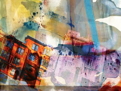 San Francisco Buildings III by Sisa Jasper