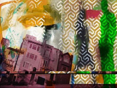 San Francisco Buildings IV by Sisa Jasper
