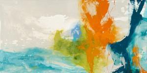 Tidal Abstract I by Sisa Jasper