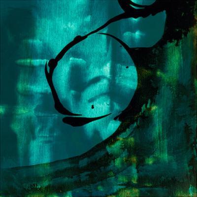 Turquoise Element III by Sisa Jasper