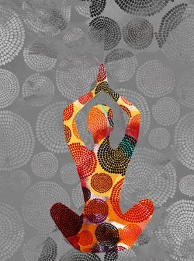 Yoga Pose III by Sisa Jasper