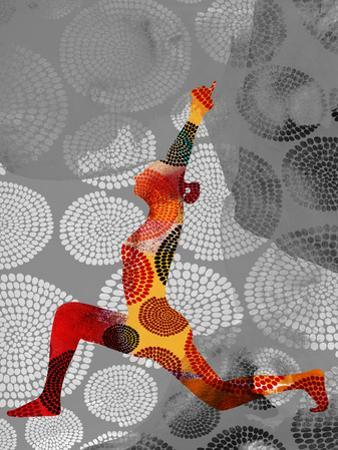 Yoga Pose IV by Sisa Jasper