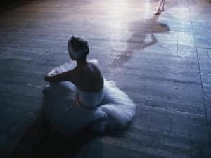 Ballet rehearsal, St. Petersburg, Russia by Sisse Brimberg