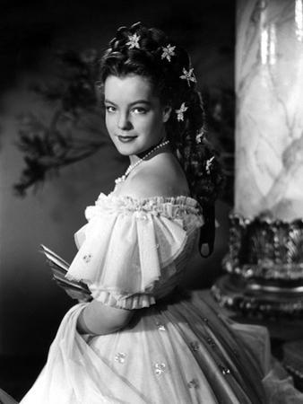 SISSI, 1955 directed by ERNST MARISCHKA Romy Schneider dans le r?le by Sissi, Elisabeth d'Autriche
