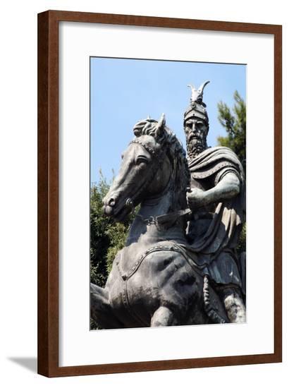 Skanderbeg--Framed Giclee Print