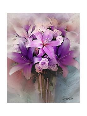 Lilies by Skarlett