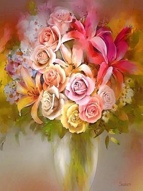 Vase by Skarlett