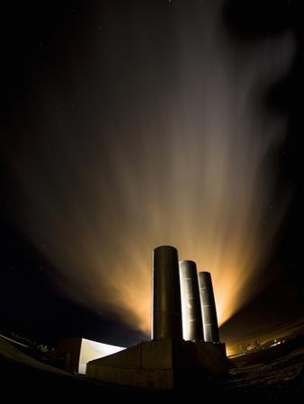 Reykjanes Geothermal Power Plant, Iceland