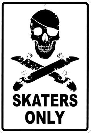 Skaters Only