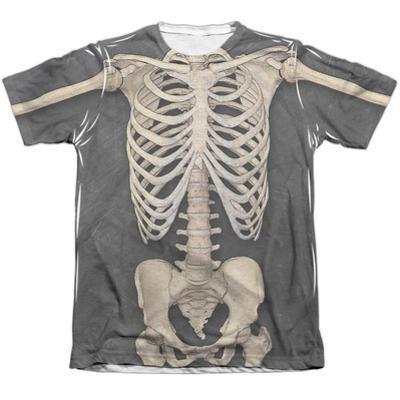 Skeleton Costume Tee