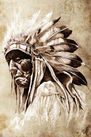 https://imgc.allpostersimages.com/img/posters/sketch-of-tattoo-art-indian-head-chief-vintage-style_u-L-PN0YQL0.jpg?p=0