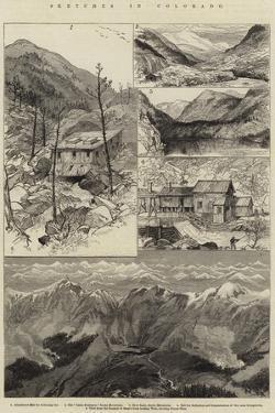 Sketches in Colorado