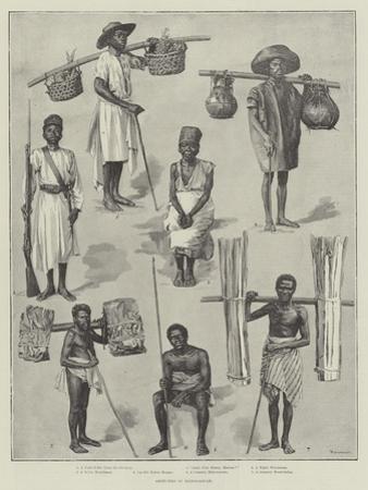 Sketches in Madagascar