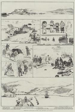 Sketches in the Isle of Skye, the Crofters' Land League