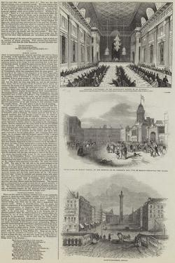 Sketches of Dublin