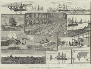 Sketches of the Cruise of HMS Inconstant, with the Flying Squadron