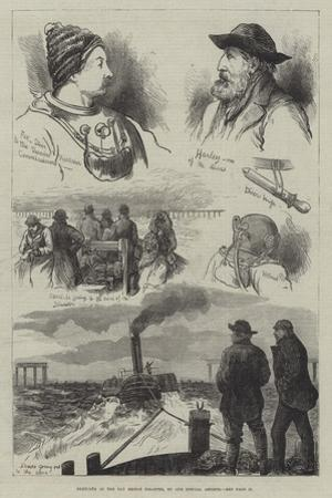Sketches of the Tay Bridge Disaster