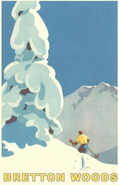 Ski Bretton Woods, New Hampshire