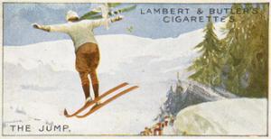 Ski Jump 1914
