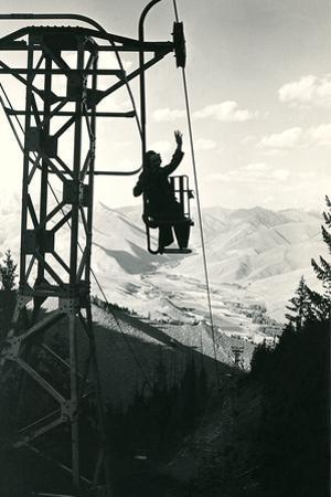 Ski Lift, Sun Valley