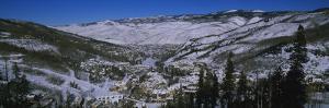 Ski Resort, Beaver Creek Resort, Colorado, USA