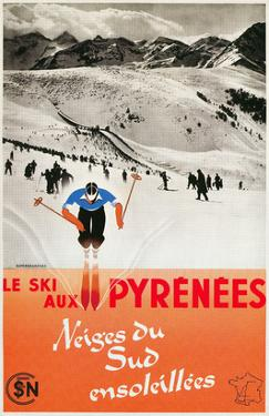 Ski the Pyrenees