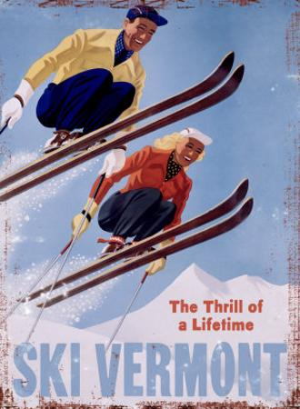Ski Vermont, The Thrill of a Lifetime