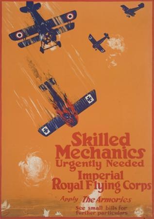 Skilled Mechanics Urgently Needed