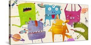 Alien Class by Skip Teller