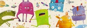 Alien Friends by Skip Teller