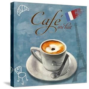 Cafe au lait by Skip Teller