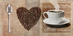 I Love Coffee by Skip Teller