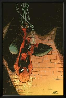 Marvel Adventures Spider-Man No.57 Cover: Spider-Man by Skottie Young