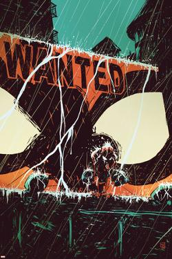 Marvel Adventures Spider-Man No.58 Cover: Spider-Man by Skottie Young