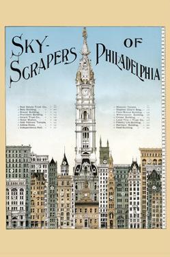 Sky Scrapers of Philadelphia