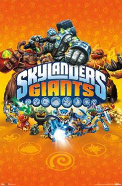 Skylanders Giants - Key Art