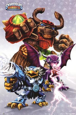 Skylanders Giants - Starter Pack