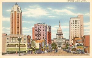 Skyline, Lansing, Michigan