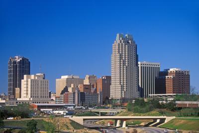 Skyline of Raleigh, NC