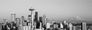 Skyline, Seattle, Washington State, USA