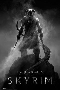 Video games posters for sale at allposters skyrim dragonborn gumiabroncs Image collections
