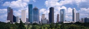 Skyscrapers in Houston, Texas, USA
