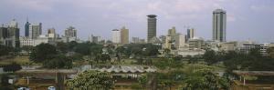 Skyscrapers in Nairobi, Kenya