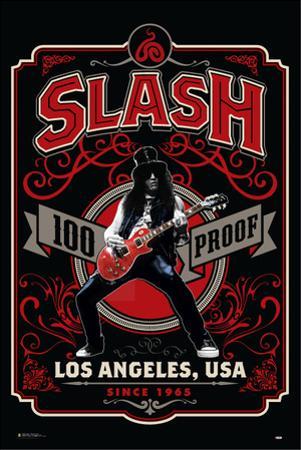 Slash- 100 Proof Los Angeles